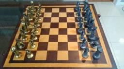 Jogo de Xadrez Medieval