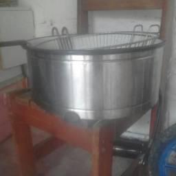 Maquina eletrica para frituras