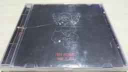 CD - Fred Andrade - Farra de Anjo - usado
