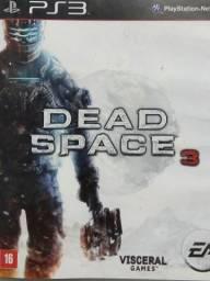 Jogo Dead Space 3 Ps3 Playstation Original