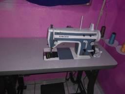 Máquina de costura zigue zague Singer