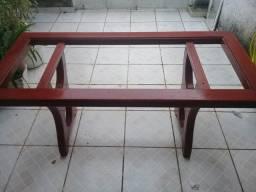 Vendo mesa de madeira maciça