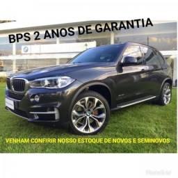 BMW X5 2015/2016 3.0 FULL 4X4 35I 6 CILINDROS 24V GASOLINA 4P AUTOMÁTICO - 2016