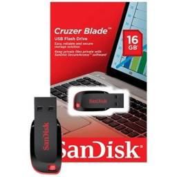 Pen drive 16GB San Disk Original Novo Lacrado