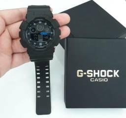 Relógio G-Shock Casio PRETO Fosco