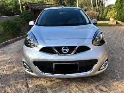 Nissan March 1.6 Versao Top Sl - 2016