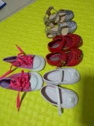 Vendo calçado menina