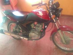 Vende-se uma moto Honda CG 125 - 2010