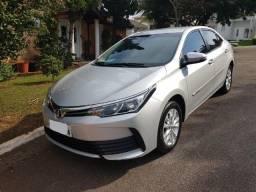 Toyota Corolla GLI 2018 Automático (CVT) 2018-2017 - 2018