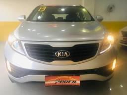 Kia Sportage 2.0 LX 4X2 16V Flex 4P Automatico - 2013