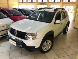 DUSTER EXPRESSION 1.6 SCE BRANCA, COMPLETA, IMPECAVEL, 20.000 KM - 2017