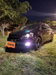 Sonic Sedan LTZ Passo Financiamento - 2013