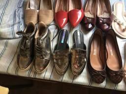 Calçados novos e baratos