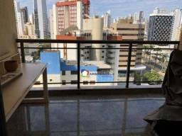 Apartamento com 3 dormitórios à venda, 108 m² por R$ 385.000,00 - Setor Oeste - Goiânia/GO