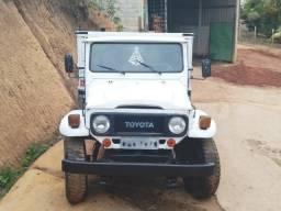 Toyota bandeirantes 88 - 1988