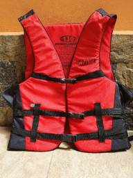 Colete salva vidas 130 kg