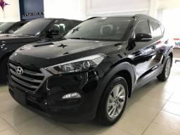 Hyundai Tucson GLS 2020 1.6 TURBO AUT COURO TETO - 2020