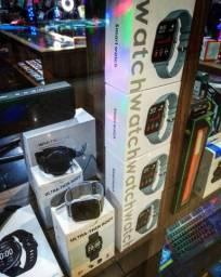 Smartwatch promoção loja SHOPPING.