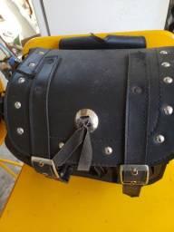 Alforge bolça pra sua moto