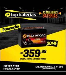 Bateria  nova 100 ah
