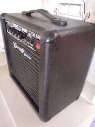 Amplificador para baixo warm music 30w
