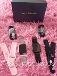 Relógio smartwhatch p70
