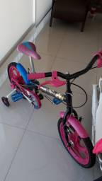 Bicicleta Monster high