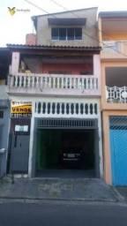 Sobrado com 1 dormitório para alugar, 163 m² por R$ 700,00/mês - Chácaras São Marcos - Emb