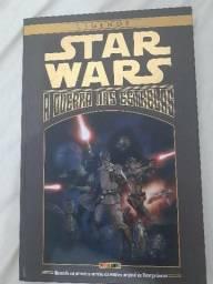 Livro Star Wars HQ