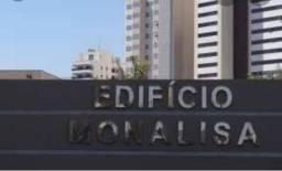 Edif Monalisa Apt 68 m2 c/2/4 sendo 1 Suite próx Shop Pantanal, comper Bairro Consil