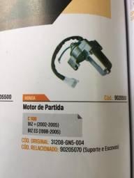 Motor de Partida C100 Biz 98//05 Magnetron