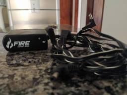 Fonte para pedais FIRE para 5 pedais