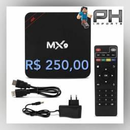 TV BOX 4K 5G 64GB 10.1