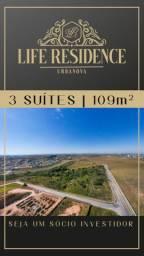 Investimento - Urbanova - Cota - Life Residence 109m²