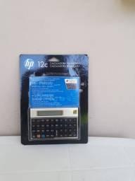 Máquina Calculadora Financeira HP.