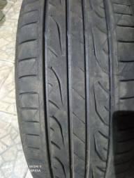 Vendo 2 pneus 205/50/17 DUNLOP
