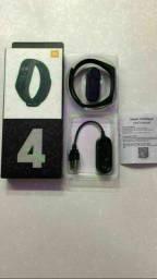 Relógio Pulseira Inteligente Fitness Smartband Bracelet M4