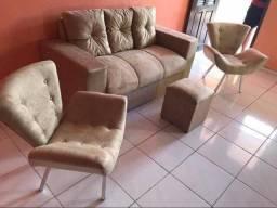Kit de sofá novo e embalado