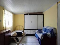 Alugo kit net mobiliada livre de água e luz e com acesso individual