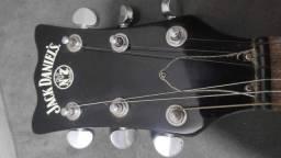 Guitarra Jack Daniels Modelo Les Paul