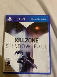 Jogo kill zone shadow fall de ps4