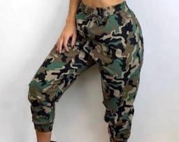 Calça do exército