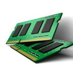 Memória ram 4gb DDR3 e DDR3l