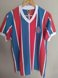 Camisa Bahia M (1988) - Ganem Sports