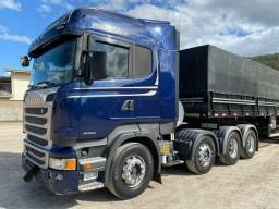 Conjunto SCANIA R440 2015 + Carreta randon 2017