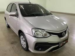 Toyota Etios Xs 1.5 Manual - Único Dono - Procedência - Ipva Pago