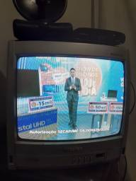 Tv Semp Toshiba 14 + conversor