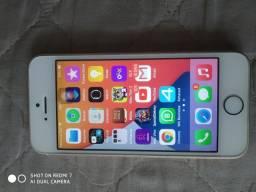 iPhone SE 16gb Gold completo na caixa - Troco