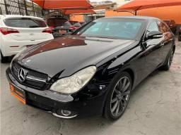 Mercedes-benz Cls 500 5.5 coupé v8 gasolina 4p automático