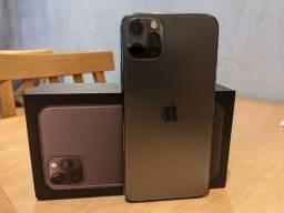 iPhone 11 Pro Max 256gb Space Gray (nacional + nf e garantia)